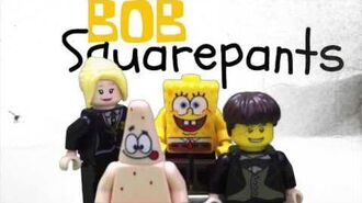Bob SquarePants It's here! Promo