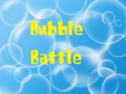 Bubble Battle Title Card