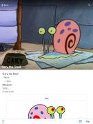 Wikia Fan App for SpongeBob - iPad 2