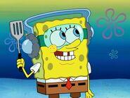 Restraining SpongeBob (2)