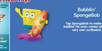 Bobblin' SpongeBob