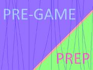 Pre-GamePrep