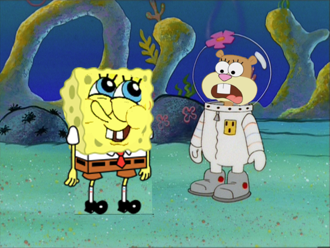 the sponge and squirrel episode 1 spongebob fanon wiki fandom