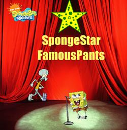 SpongeStar FamousPants