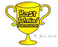 Best Admin-Bureaucrat