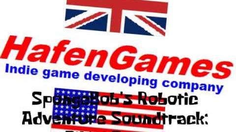 SpongeBob's Robotic Adventure Soundtrack - Bikini Bottom (Sample)