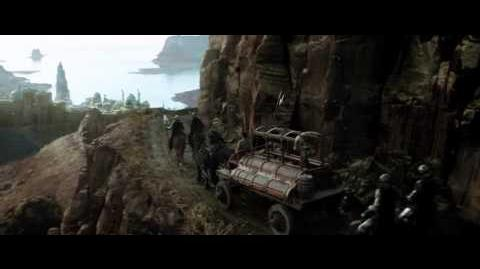 SEVENTH SON - Official Trailer (2014) HD