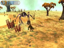 Screenshot creature-stage GDC-demo