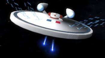 Adrianne-class forward weapons