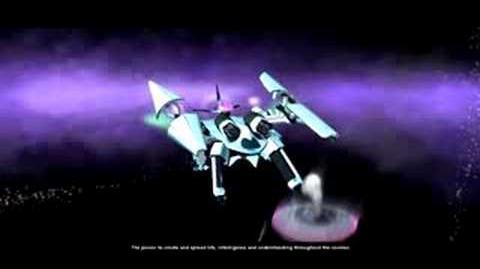 SPORE Center of Galaxy!!! + Power of the Gods