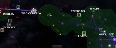Tillia Cluster