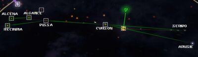 Curson Cluster