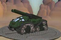 B2D Heavy Tank