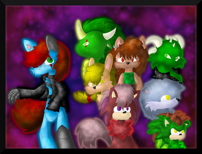 FilthyMane and Friends -resized-