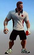 Outfit connor uniform table tennis