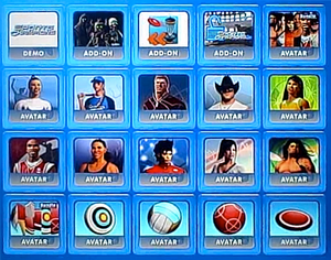 Add-On Playstation Store