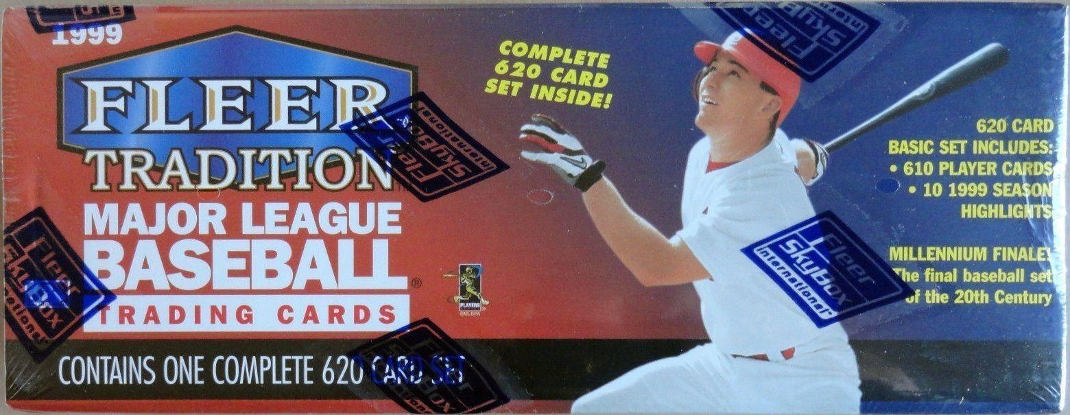 Image - 1999 Fleer Trad Factory Set.jpg   Baseball Cards ...
