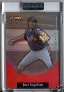 2004 Bowman Sterling Red