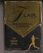 1993 Flair Pack