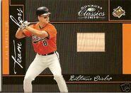 2005 Don Classics TC Bat 07