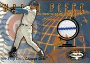 2003 Fleer Box Score WP-HC