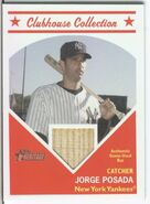 2008 Topps Heritage Baseball CC JP