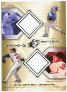 2002 SPX WM Jersey NM