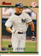 1996 Bowman Baseball 112 Derek Jeter