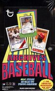2013 Topps Archives Hobby Box