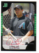 2005 Bowman Baseball Autographs Red Ink