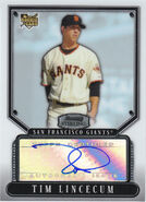 2007 Bowman Sterling TL