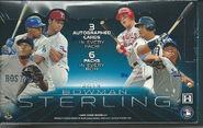 2013 Bowman Sterling Box