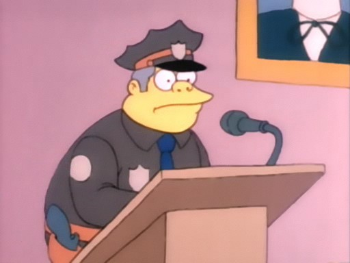 File:Chief Wiggum (First Appearance).jpg