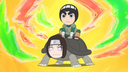 Lee Summons Neji Better