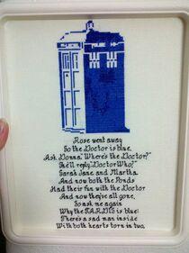 Tardis Poem