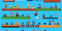 Epic Mario Through The Ages