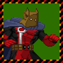 Deadpool Sprite Three