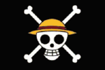 Luffy Flag Jolly Roger