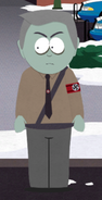 Nazi butters dad