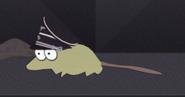 Nazi zombie mini rat