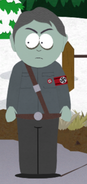 Nazi shuffler