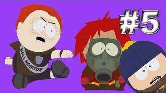 South Park - The Stick of Truth Прохождение 5. Вор на свободе!