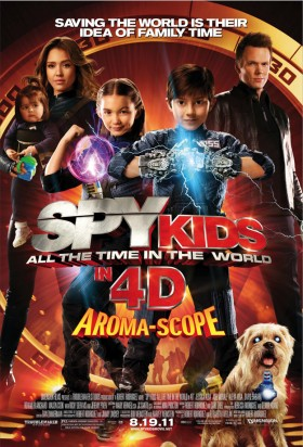 File:Spy Kids- All the Time in the World Poster.jpeg