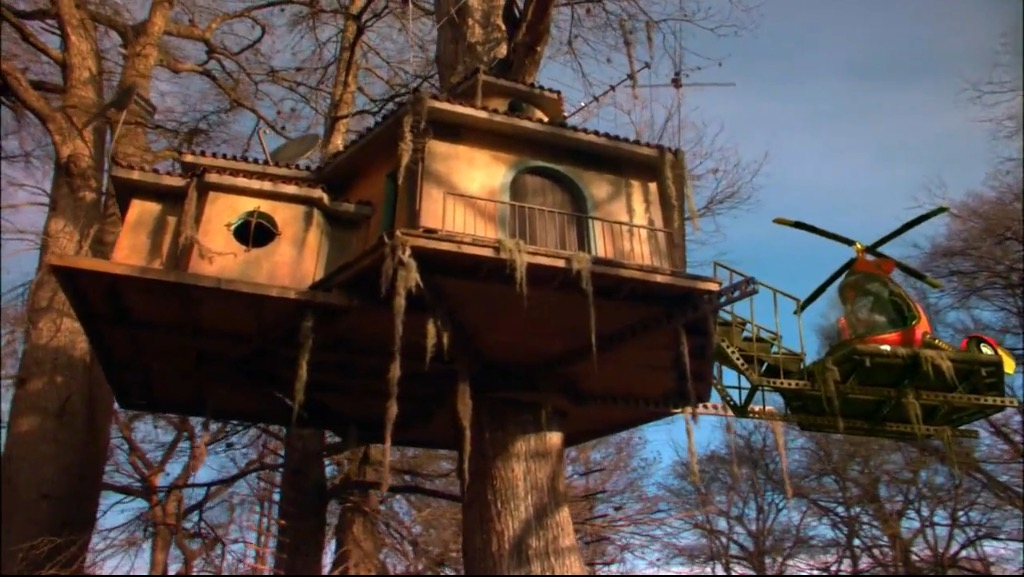 Kids Tree House the treehouse | spy kids wiki | fandom poweredwikia