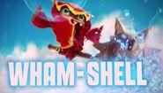 Series 1 Wham Shell Screen