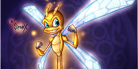 Sparx (The Legend of Spyro)
