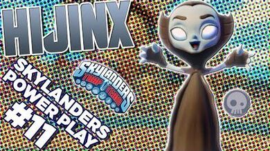 Skylanders Power Play Hijinx