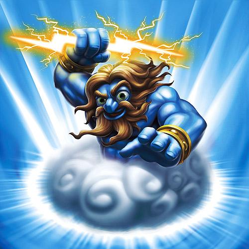 Lightning rod spyro wiki fandom powered by wikia - Images skylanders ...