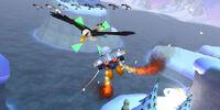 Iceberg Aerobatics