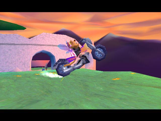 File:Princess Ami & Prince Azrael on a Motorbike.png